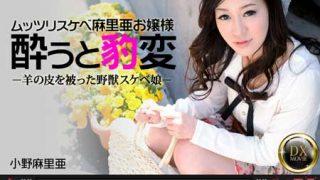 Heyzo無料で小野麻里亜の敏感なまんこが少し撫でただけで濡れまくりガン突き